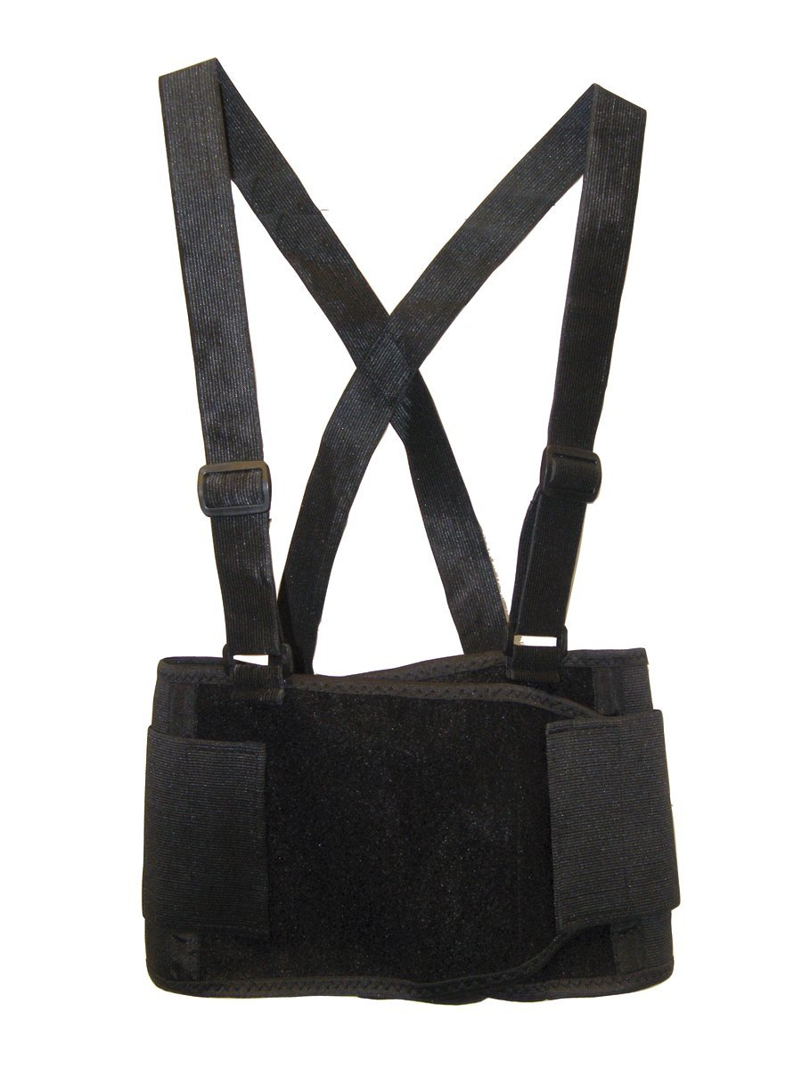 SAS Safety 7165 54-58 Inch Deluxe Back Support Belt, XX-Large BS1002-X